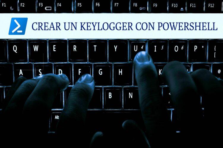 Como-crear-keylogger-con-PowerShell