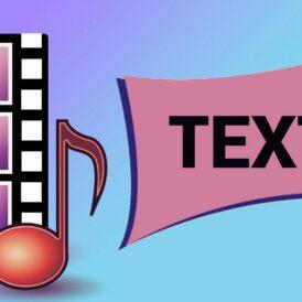 Convertir Texto Audio Bloc Notas
