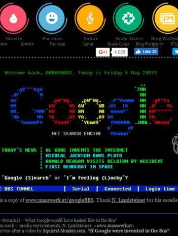 Cosas Asombrosas de Google