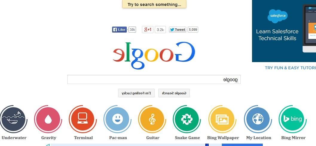 elgooG-Google