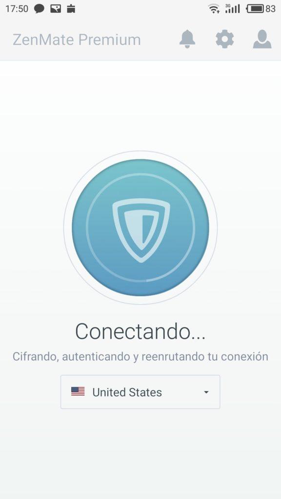 App ZenMate VPN