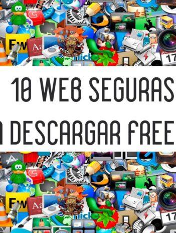 Web seguro para Descargar Software Gratis