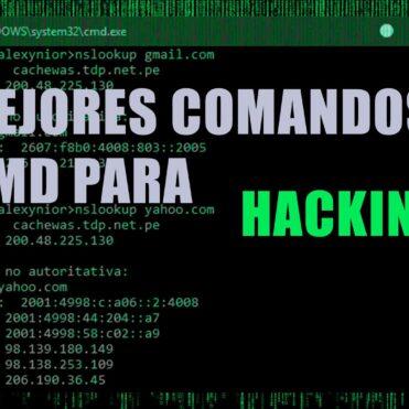 Comandos CMD Hacking