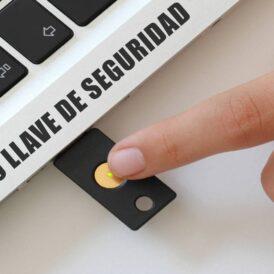 USB como llave de Seguridad para Bloquear PC