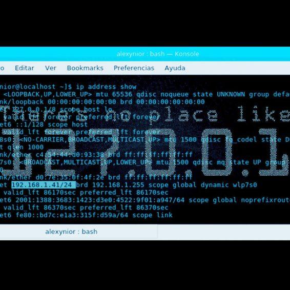 Comandos de Red para la terminal Linux