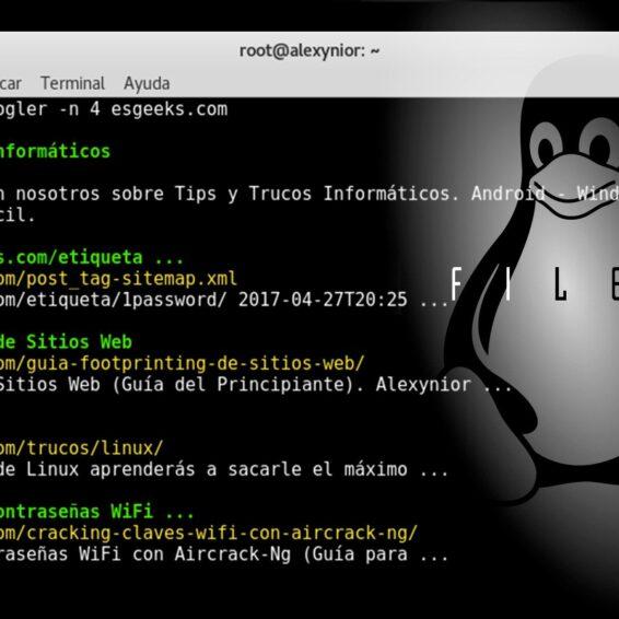 Googler Buscador Google Terminal Linux