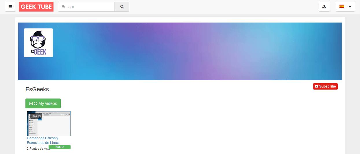 Mi Propio YouTube