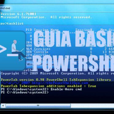Cómo usar Windows PowerShell