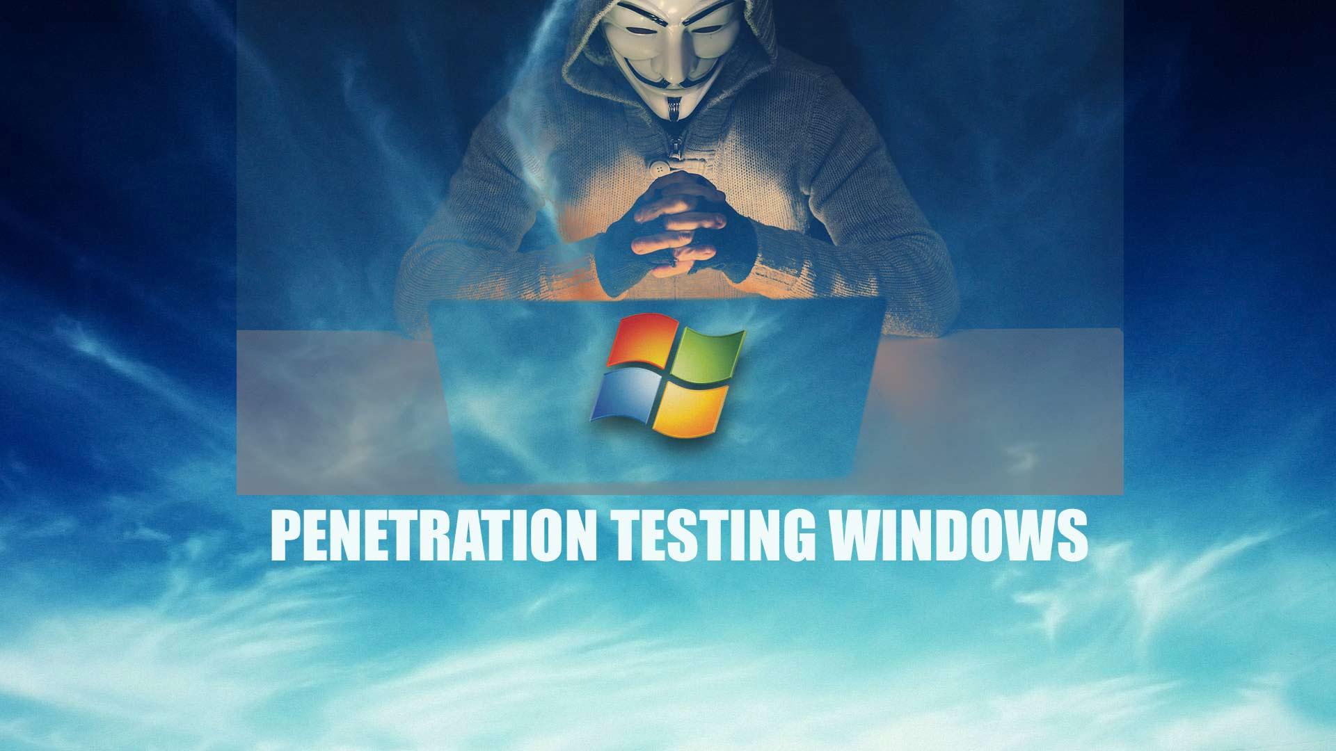 Penetration Testing para Windows Detección de Intrusos
