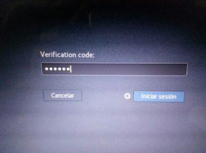 código de autenticación linux