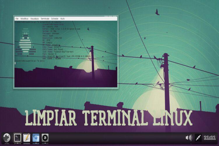 Comandos Limpiar Terminal en Linux