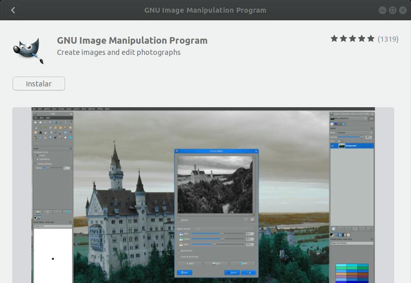 Editar archivos GIF con GIMP