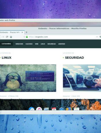 Cómo convertir distribución Linux al estilo macOS