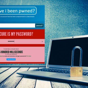 Maneras de probar tu seguridad en línea
