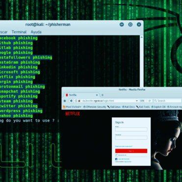 PhisherMan + Ngrok: Hackear Redes Sociales con Phishing