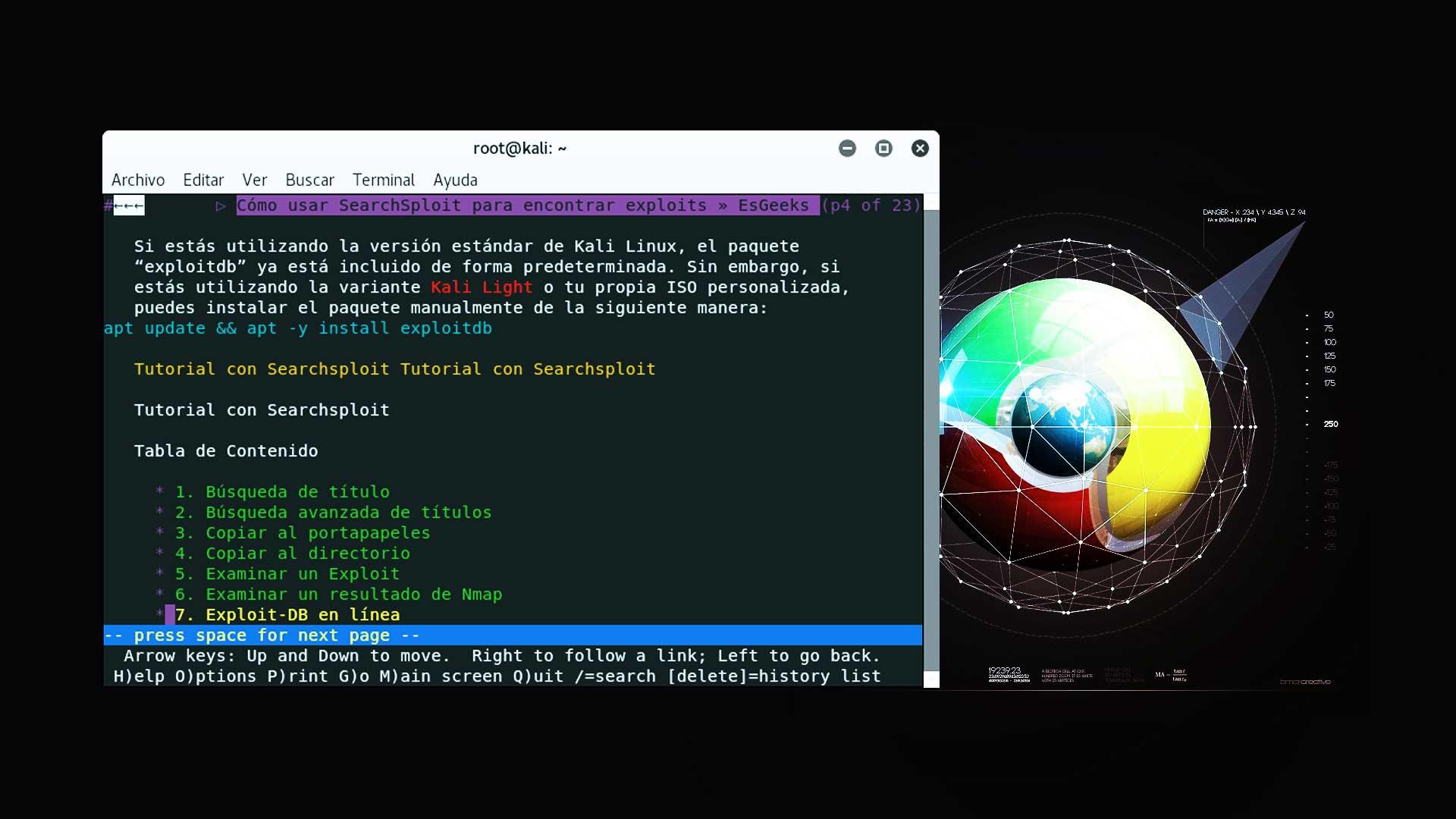 Cómo usar Lynx para navegar por la web desde terminal Linux