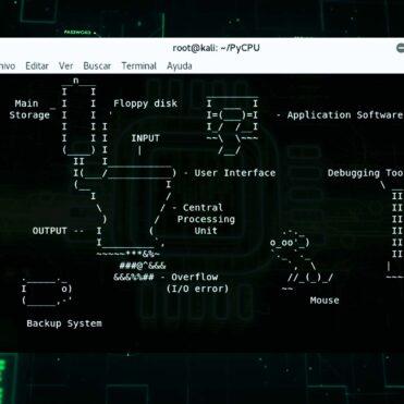PyCPU Herramienta para Information Gathering de CPU