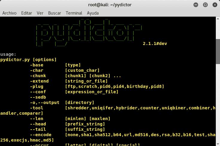 Qué es Pydictor