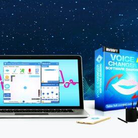 Transformador de voz Voice con Changer Software Diamond