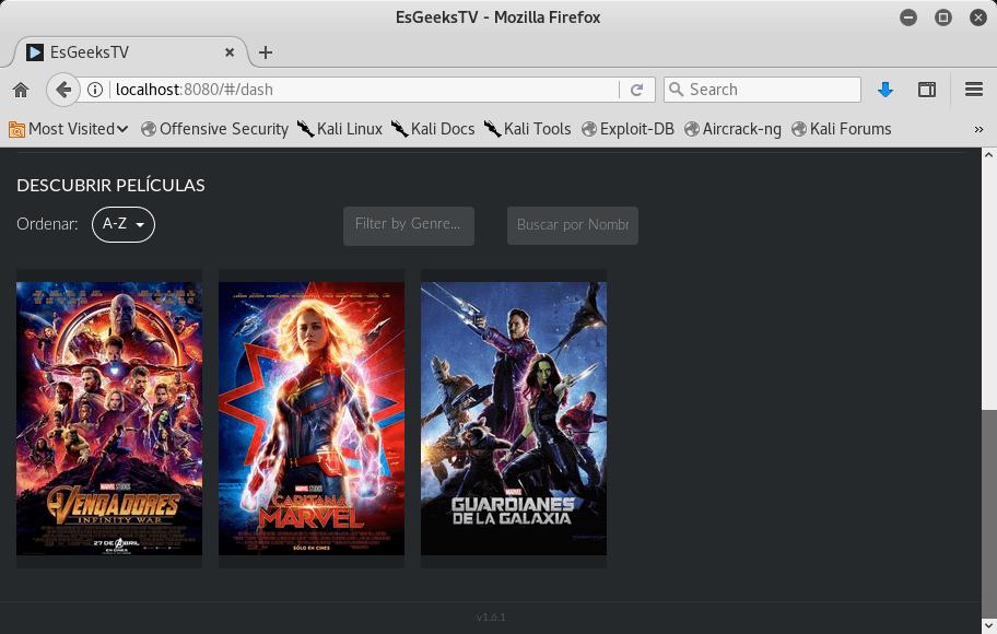 Creación de tu propio Netflix con Streama
