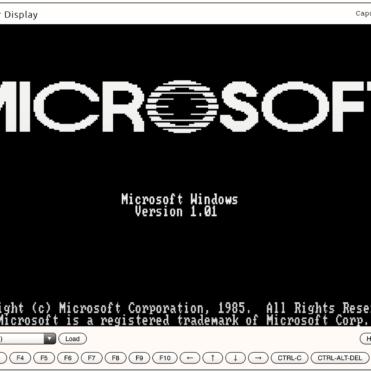 Ejecutar Sistemas Operativos clásicos en navegador