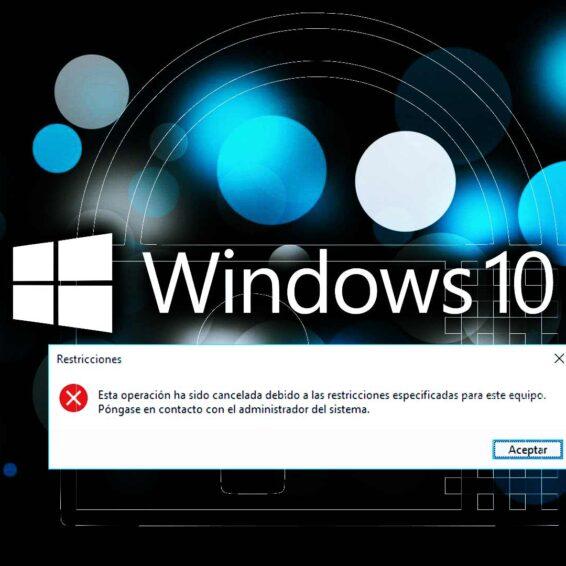 Cómo bloquear y permitir aplicaciones para usuarios Windows