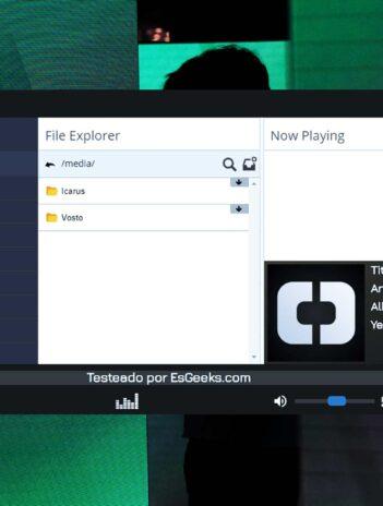 mStream Crear propio servidor streaming de Música