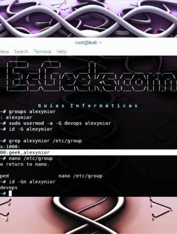 Administrar usuarios y grupos en Linux con ejemplos