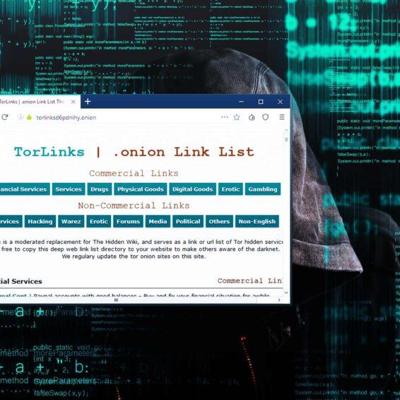 Mejores sitios de la Dark Web
