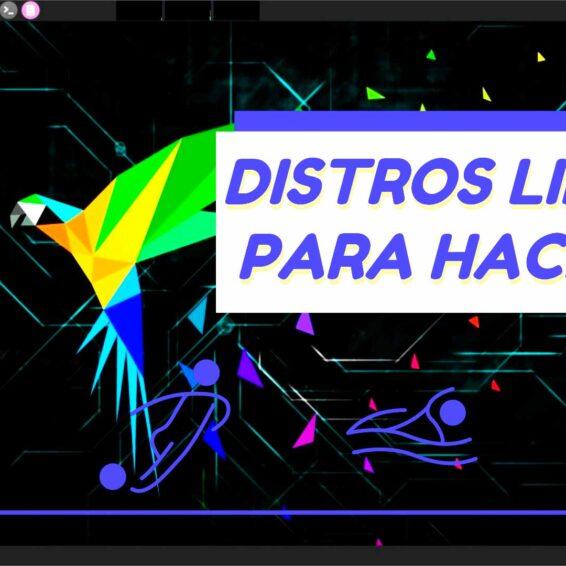 Distros Linux para Hacking y Pentesting