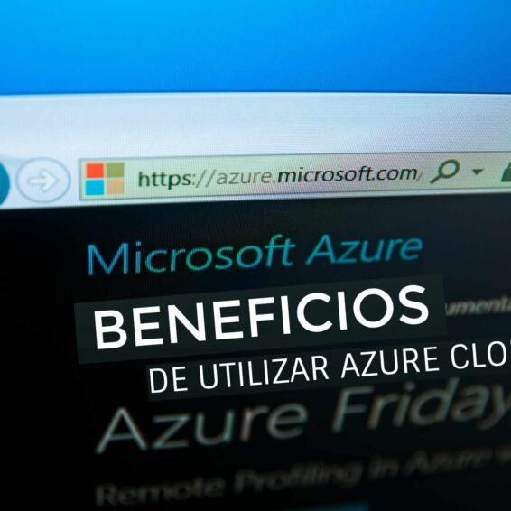 Beneficios empresariales Azure Cloud