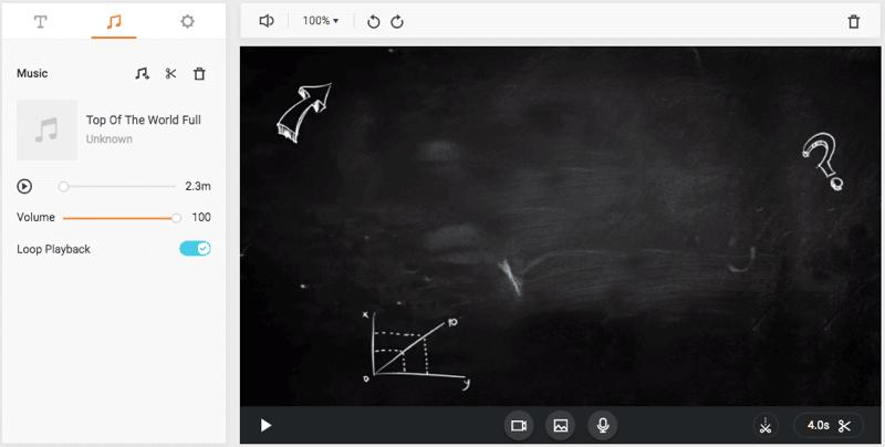 Crear un vídeo a partir de imágenes