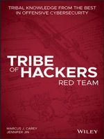 Comprar ebook Tribe of Hackers Red Team
