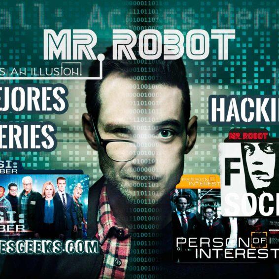 Series TV hacking para hackers