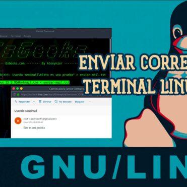 Enviar correos electrónicos desde terminal Linux