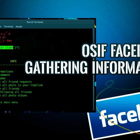 OSIF Open Source Information Facebook Github