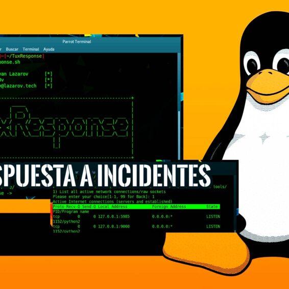 TuxResponse Linux Incident Response