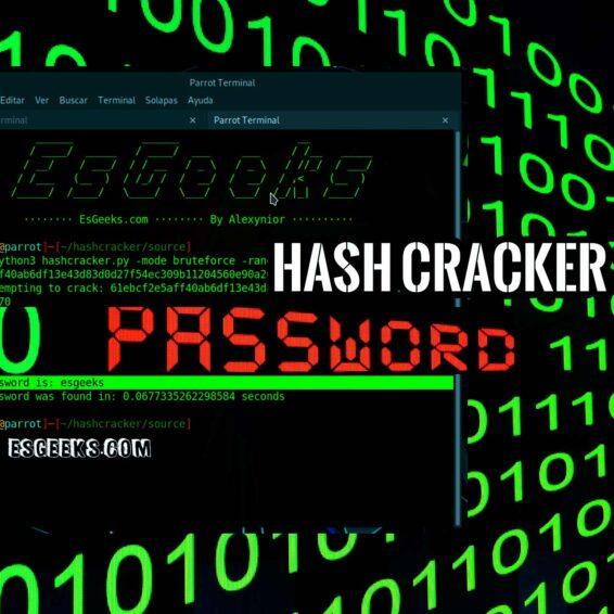 hashcracker Python Hash Cracker