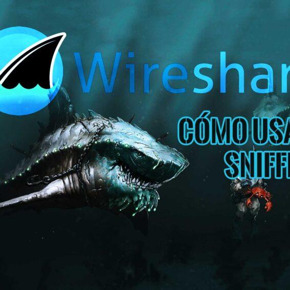 Cómo usar Sniffer Wireshark