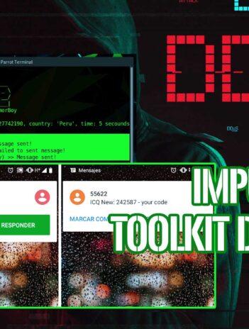 Impulse Toolkit Denial-of-service DoS