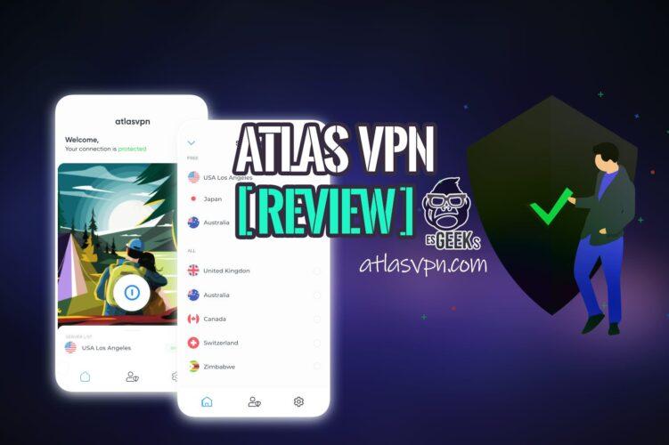 ATLAS VPN Free Review Español