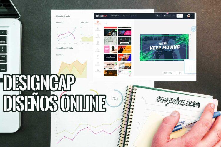 DesignCap Review Gráficos online