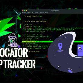 LOCATOR Geolocalizador IP Tracker