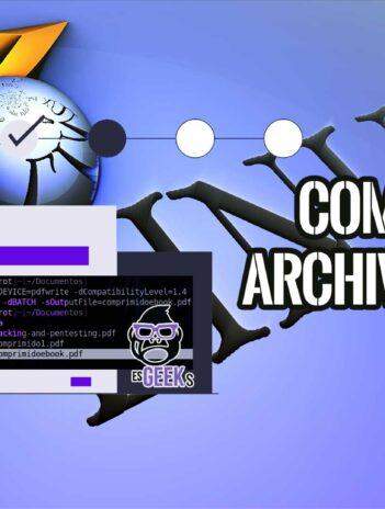 Reducir Tamaño PDF Ghostscript Linux