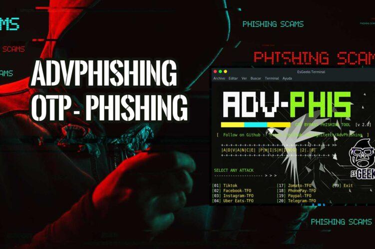 AdvPhishing OPT Advance Phishing
