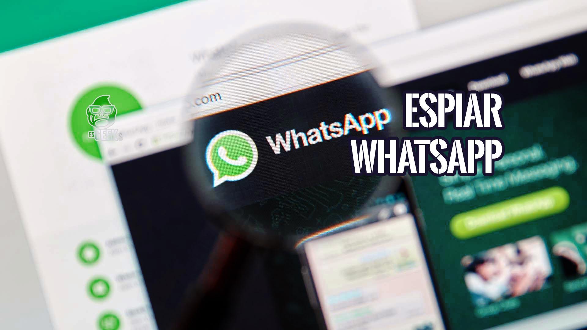 Espiar Cuenta de WhatsApp con Spyic