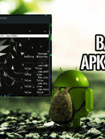 Hackear Teléfono Android con Backdoor APK