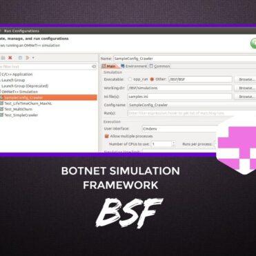 BSF Botnet Simulation Framework