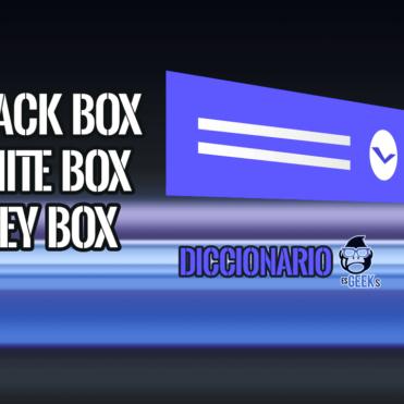 Qué son Black Box, White Box, y Grey Box